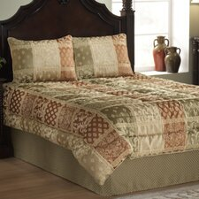Sanderson 4 Piece California King Comforter Set