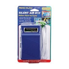 Silent-Air™ Battery Aquarium Air Pump