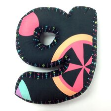 "Magical Michayla Letter Pillow ""G"""