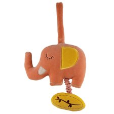 Nursery Elephant Musical Pull Toy