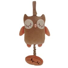Nursery Owl Musical Pull Toy