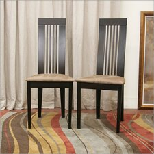 Baxton Studio Farrington Side Chair (Set of 2)