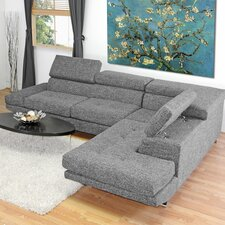 Baxton Studio Adelaide Sectional