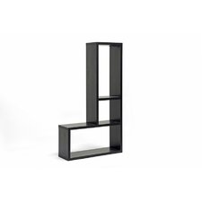 Baxton Studio Rupal Modern Display Shelf