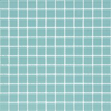 "Cristezza Select 11-3/4"" x 11-3/4"" Glass Tile in Teal"