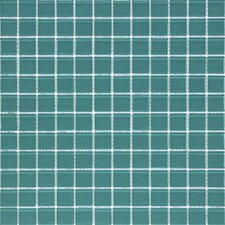 "Cristezza Select 11-3/4"" x 11-3/4"" Glass Tile in Dark Teal"