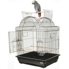 Open Top Victorian Small Bird Cage