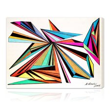 """Architecta"" Canvas Wall Art"