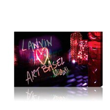 """Lanvin Art Basel"" Canvas Art Print"