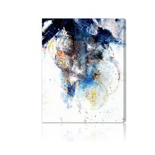''Snow Storm'' Canvas Wall Art