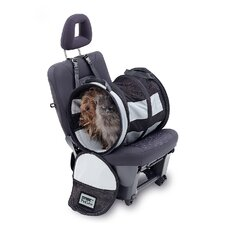 Motor Trend Pet Tube Pet Carrier