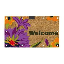 Welcome Flora LED Doormat