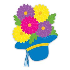 Bonnet Bouquet Garden Flag