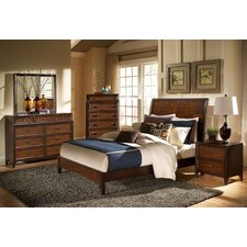 Solara Sleigh Bedroom Collection