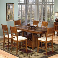 Soho 7 Piece Coutner Height Dining Set