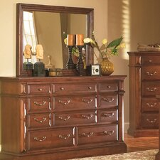 Torreon 11 Drawer Dresser