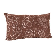 Flower Polyester Pillow