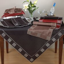 Embroidered and Cutwork Dining Linens Set