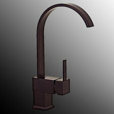 Single Level Handle Kitchen Sink Faucet