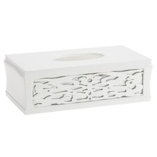 Brocade Mirror Rectangle Tissue Box
