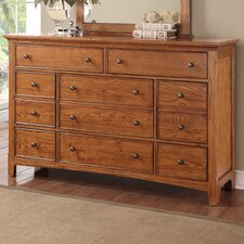 Ashland 8 Drawer Dresser