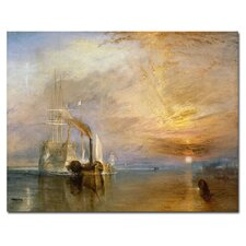 """The Fighting Temeraire, 1839"" Canvas Art"
