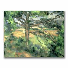 """The Large Pine"" Canvas Art"