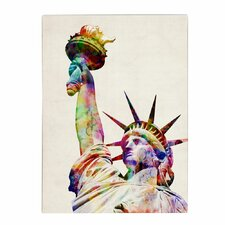 'Statue of Liberty' Canvas Art