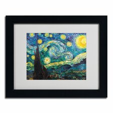 """Starry Night"" Framed Art"