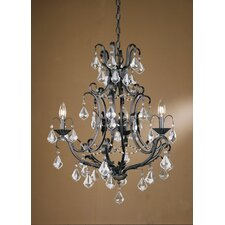 Caroline 3 Light Mini Chandelier