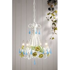 Maisie 4 Light Mini Chandelier
