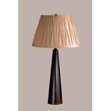 Pascal Table Lamp with Charlotte Shade