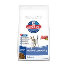 Mature Adult Active Longevity Original Dry Cat Food