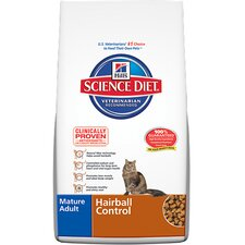 Mature Adult Hairball Control Cat Food
