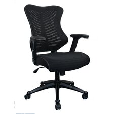 Mid-Back Mesh Office Chair with Lumbar Support