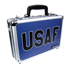 Premium USAF Design Single/Double Pistol Case