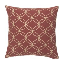 Tillery Cotton Embroidered Decorative Pillow
