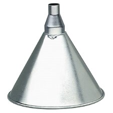 Tomkins Steel Galvanized Funnel