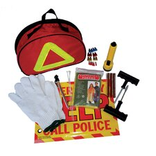 Ruff and Ready 28 Piece Roadside Emergency Set