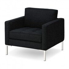 Paramount Fabric Lounge Chair