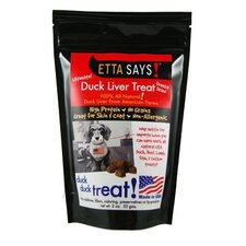 Ultimate Duck Liver Dog Treat (2 oz)