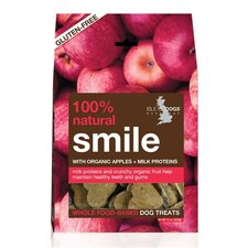 Smile Biscuit Dog Treat