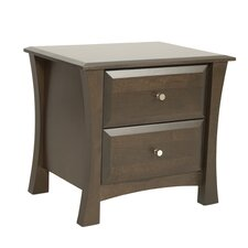 Kenora 2 Drawer Nightstand