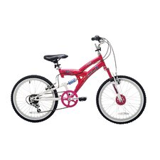 "Girl's 20"" Rock Candy Bike"