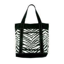 Zebra Crossing Fashion Tote Bag