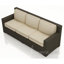 Hampton Sofa with Cushions