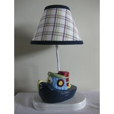 Boat Transportation Table Lamp