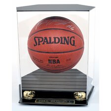 Floating Basketball Display Case