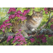 Crab Tree Calico Puzzle