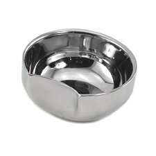 "Double Wall Stainless Steel 3.75"" Serving Bowl (Set of 3)"